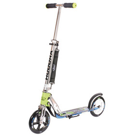 HUDORA Big Wheel City Scooter Kinder grün/blau